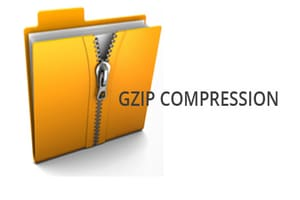 enable Gzip compression