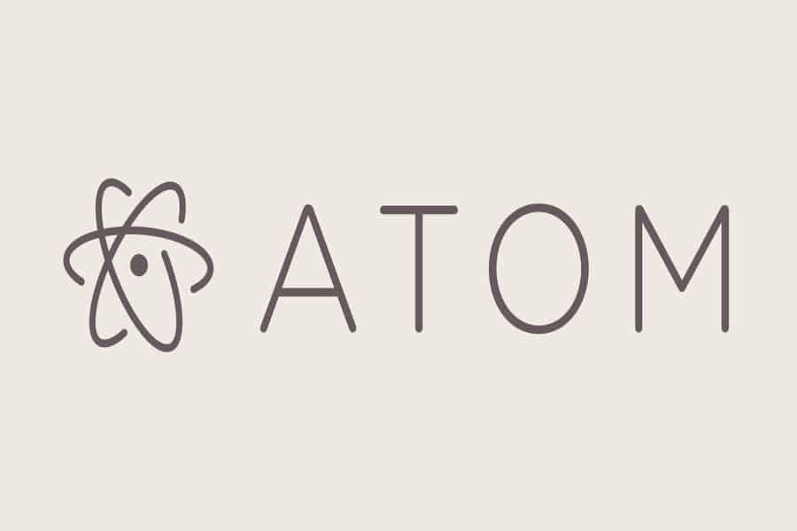 install atom