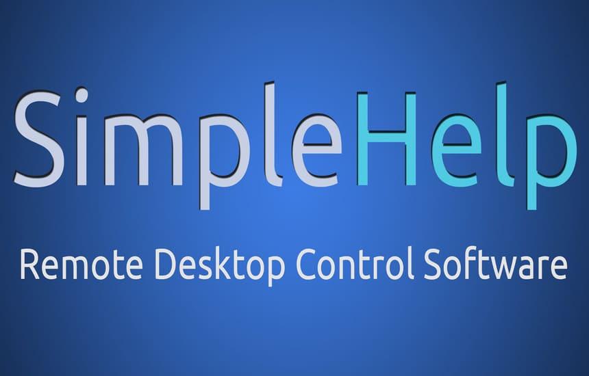 Install SimpleHelp