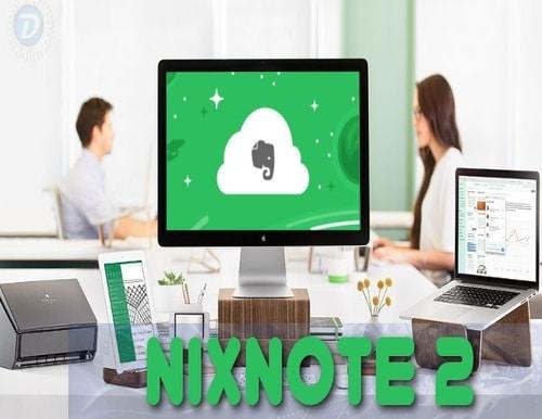 install Nixnote 2