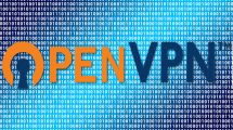 install openvpn client