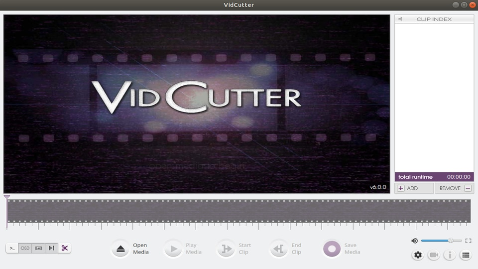 Install VidCutter on Ubuntu